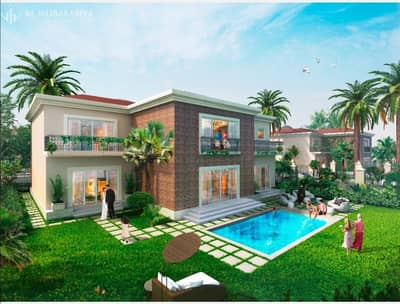 6 Bedroom Villa for Sale in Al Hamra Village, Ras Al Khaimah - 5 Year Payment Plan | 25% Down Payment