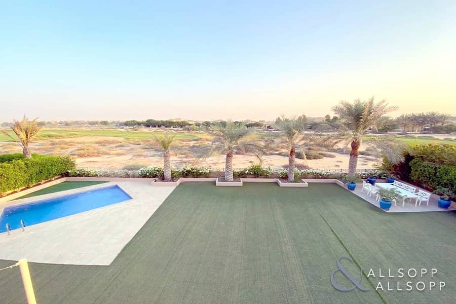 10 Golf Course View   Private Pool   Exclusive