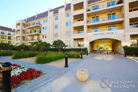 شقة 2 غرفة نوم للبيع في موتور سيتي، دبي - Vacant | Two Bedrooms | Widcombe House 1