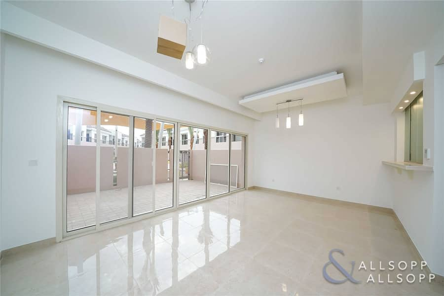 2 Plaza Backing | 2 Bed Plus Maids | Vacant