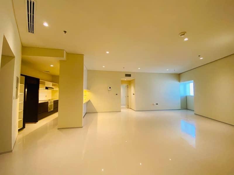 شقة في أبراج بارك بليس شارع الشيخ زايد 1 غرف 80000 درهم - 4011078