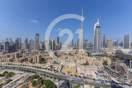 1 Bedroom Apartment for Rent in Downtown Dubai, Dubai - Beautiful  and Spacious  Apartment | Burj View A