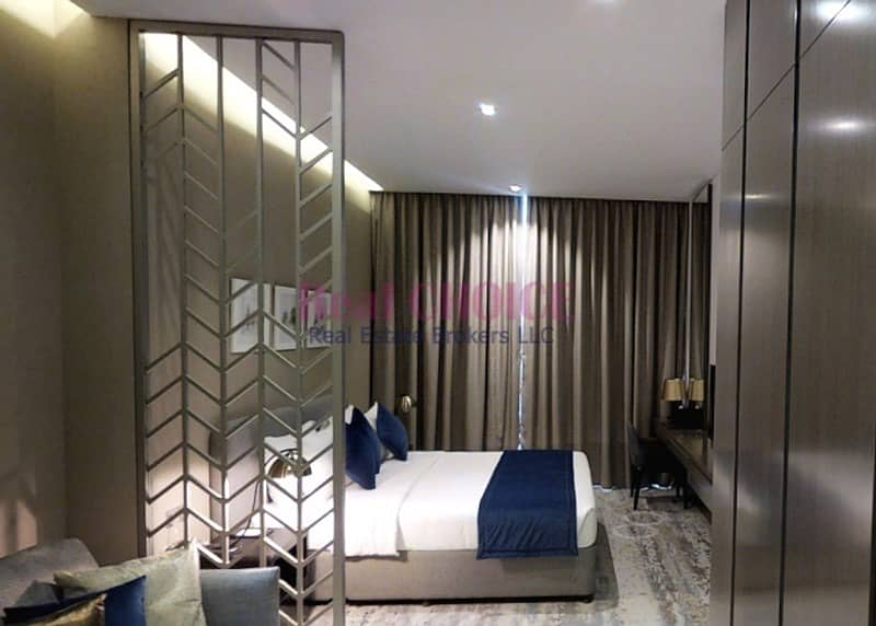 10 Fully Furnished Studio Hotel Apartment in Prive