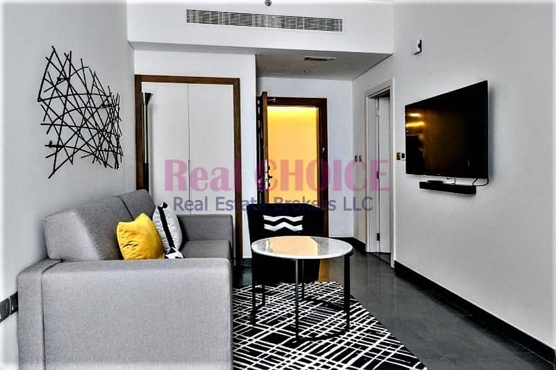 2 Good Investment|Fully Furnished Studio Apartment