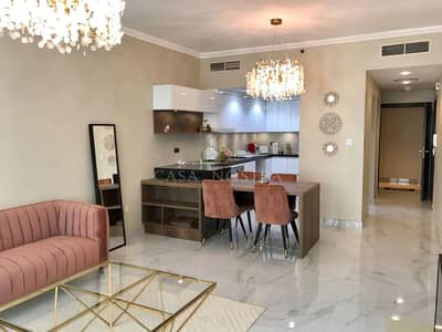 فلیٹ 1 غرفة نوم للبيع في دبي مارينا، دبي - Fully Upgraded Furnished 1BR with Luxury Furniture