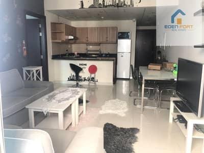 فلیٹ 1 غرفة نوم للايجار في مدينة دبي الرياضية، دبي - Canal view-One Bedroom-Furnished-Elite 5 -DSC..