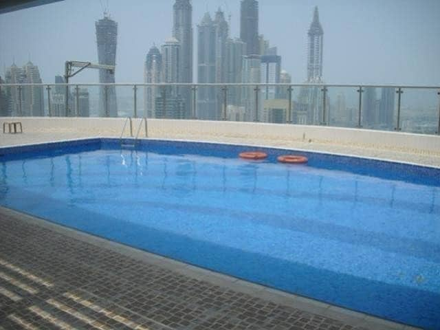 Fabulous 4 Bedrooms Facing Sheikh Zayed Road for Rent
