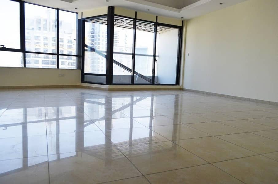 13 Fabulous 4 Bedrooms Facing Sheikh Zayed Road for Rent