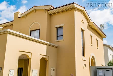 3 Bedroom Townhouse for Rent in Reem, Dubai - Nice 3 bedroom+maid room+Laundry Mira reem