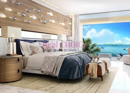 1 Bedroom Hotel Apartment for Sale in The World Islands, Dubai - Best ROI 8.34% NET RENTAL INCOME FOR 12 YEARS