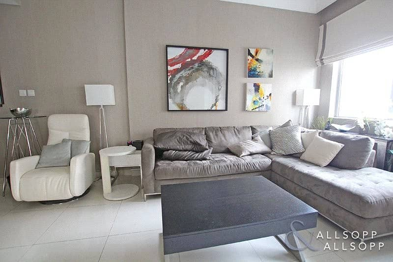 2 One Bedroom   Fully Furnished   Rented