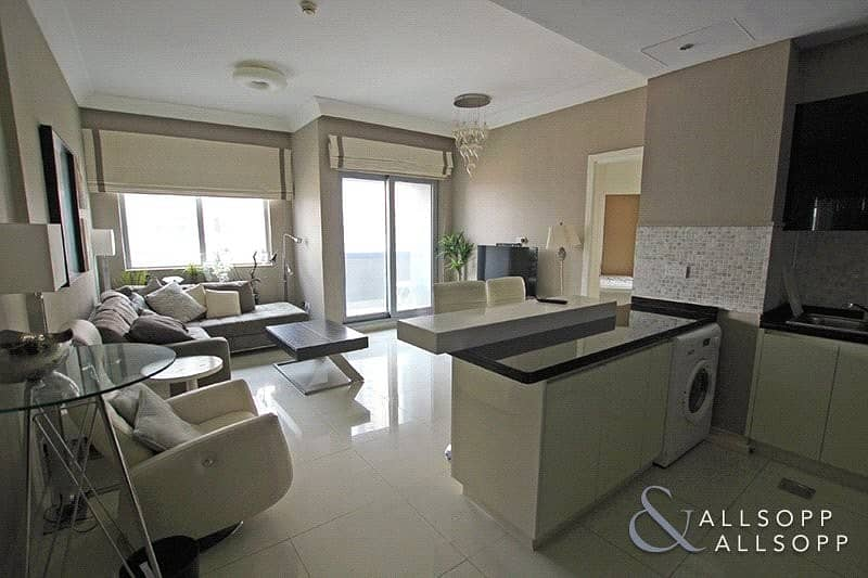 One Bedroom   Fully Furnished   Rented