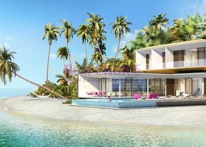 5 Bedroom Villa for Sale in The World Islands, Dubai - Hotel villa 100% Guaranteed 8.34% Net for 12 Years
