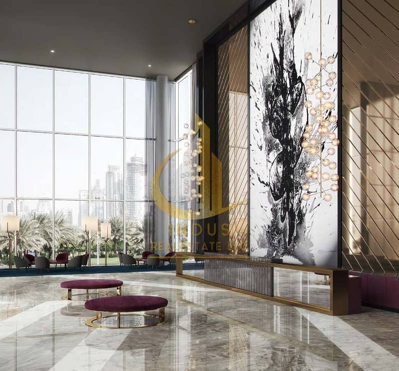 2 Iconic Tower | Aykon City - Overlooking Dubai Canal | From AED 665K