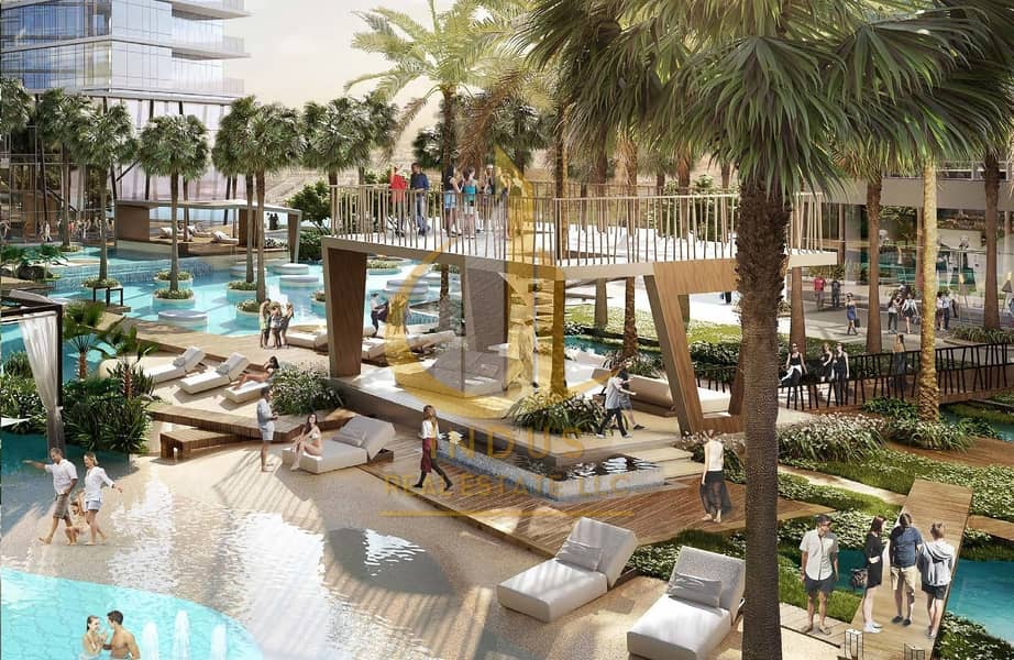 12 Iconic Tower | Aykon City - Overlooking Dubai Canal | From AED 665K
