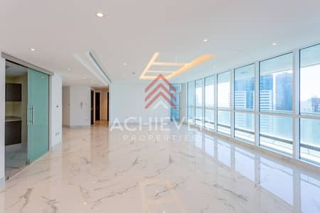 3 Bedroom Apartment for Sale in Dubai Marina, Dubai - 3 Bed + Maid | On High Floor! | Golf Course View