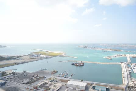 شقة 1 غرفة نوم للايجار في دبي مارينا، دبي - Sea View