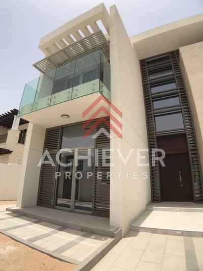 فیلا 4 غرف نوم للايجار في مدينة محمد بن راشد، دبي -  Cont.Style | Landscaped Garden