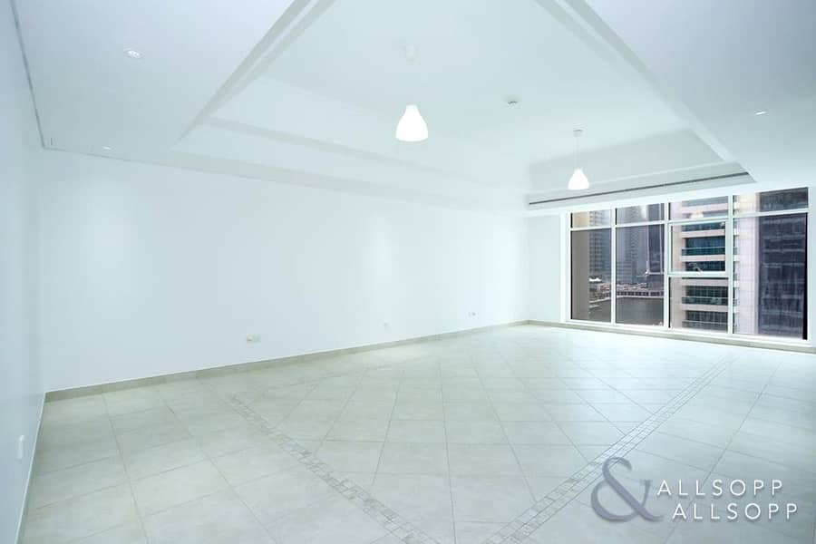 2 Large Two Bedroom + Maids | Skyline View