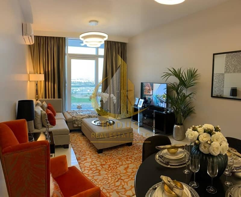 Luxury Furnished Apartments in a Golf Course Community - Damac Hills