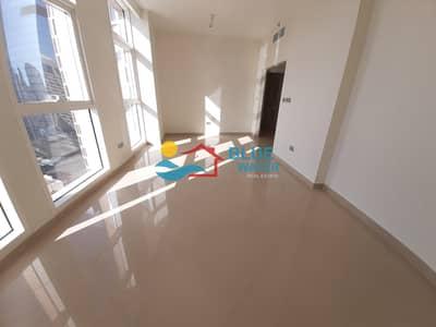 فلیٹ 2 غرفة نوم للايجار في الخالدية، أبوظبي - NO FEE!!2 Master Bed Laundry Parking Pool Gym