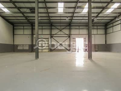 Direct from Landlord - Industrial Warehouse Available in Jebel Ali with 1 Month Free