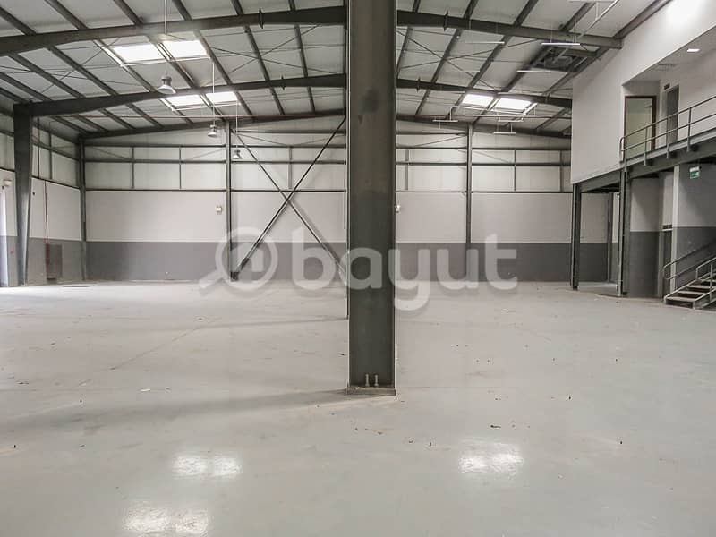 2 Direct from Landlord - Industrial Warehouse Available in Jebel Ali with 1 Month Free