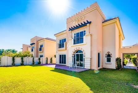 فیلا 5 غرف نوم للايجار في مدينة دبي الرياضية، دبي - Upgraded & Immaculately Maintained Villa|Call Now