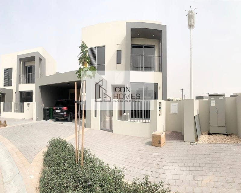 MODERN STYLE|| SPACIOUS 4 BR VILLA IN DUBAI HILLS HUGE  Plot