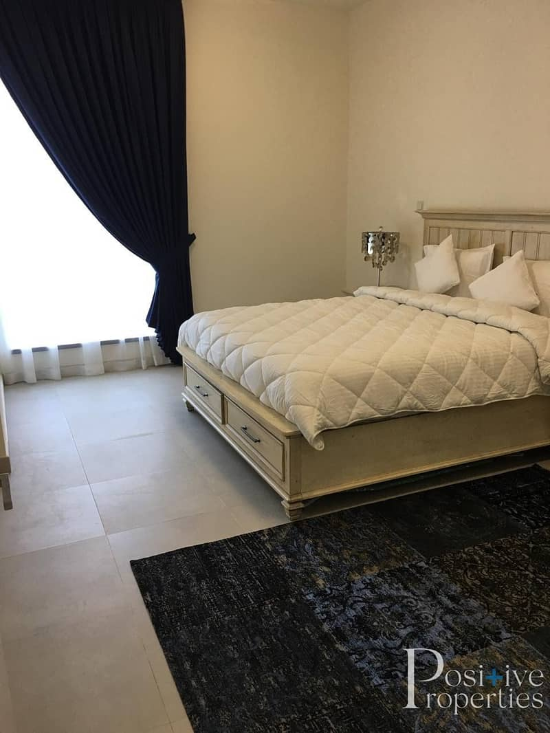 17 Beautifull fully furnished | Lake view | High floor
