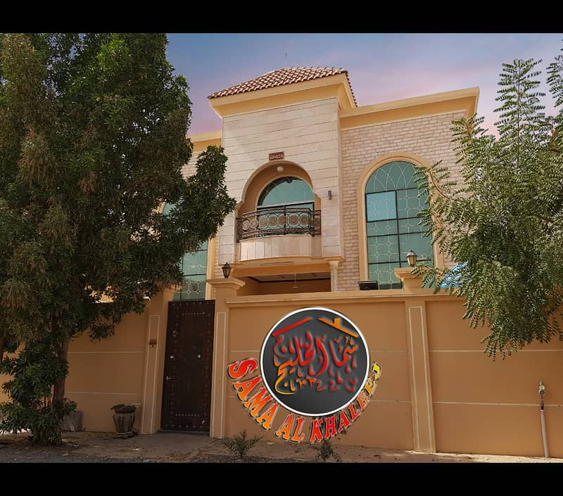 Villa 6 master rooms for rent