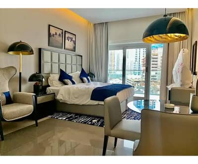 Studio for Sale in Business Bay, Dubai - Canal View | Fully Furnished | Best Price