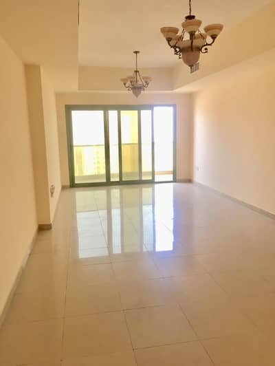 شقة 2 غرفة نوم للايجار في النهدة، الشارقة - شقة في أبراج النهدة النهدة 2 غرف 34000 درهم - 4535224