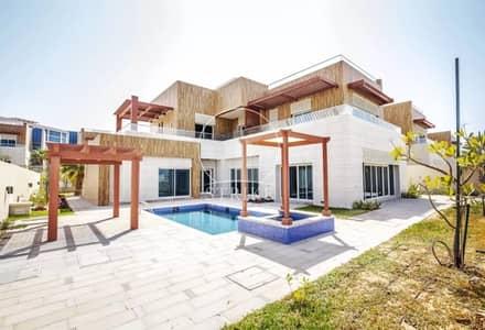 فیلا 5 غرف نوم للبيع في مارينا، أبوظبي - Good Deal! | Spasious Corner Villa | Swimming pool