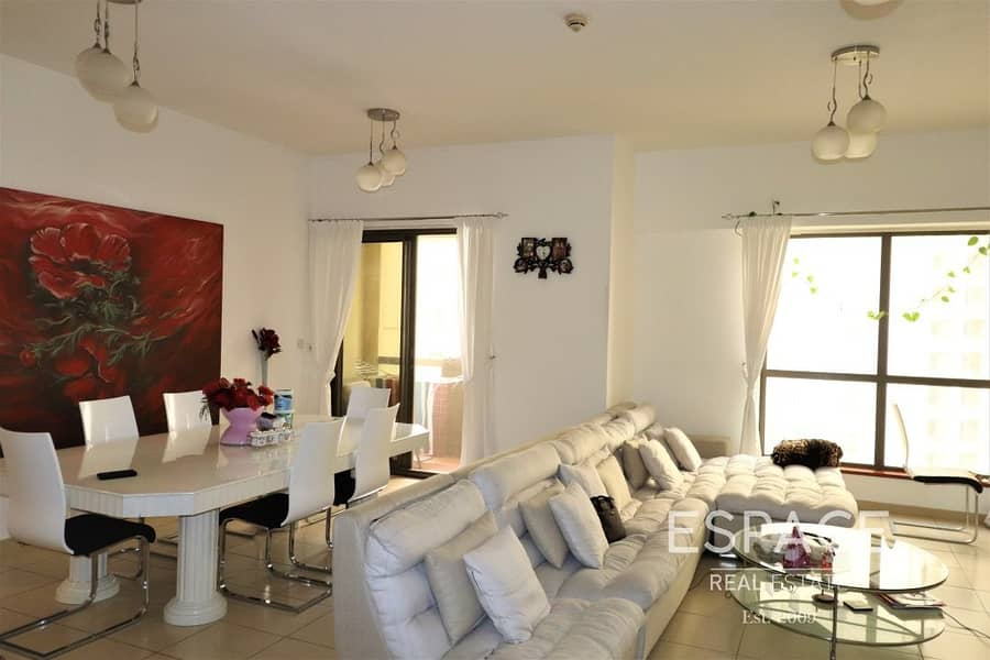 2 Furnished | Open Layout | Great Location