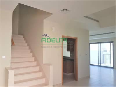 4 Bedroom Townhouse for Rent in Reem, Dubai - Direct From Owner|2E Back To Back|Corner Unit Landscaped