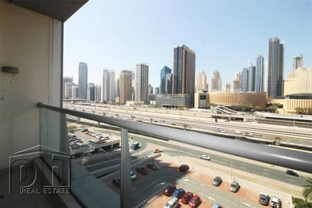 1 Bedroom Apartment for Rent in Jumeirah Lake Towers (JLT), Dubai - Spacious unit | Unfurnished | Negotiable