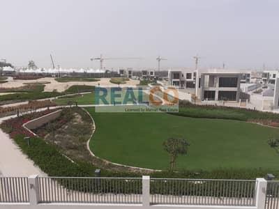 5 Bedroom Villa for Sale in Dubai Hills Estate, Dubai - Sidra 1 Type E5 5ed+M Corner Plot Park facing