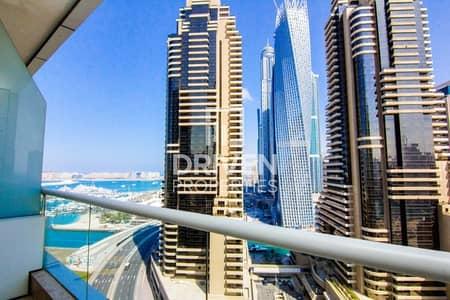 Studio for Rent in Dubai Marina, Dubai - Stunning Studio Apartment with Sea Views