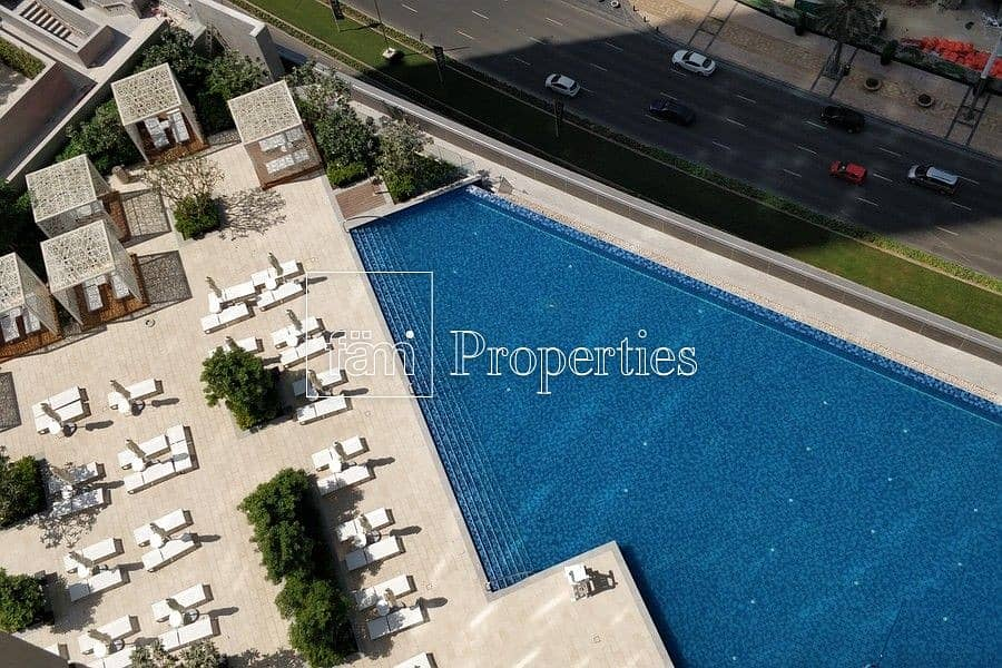 16 Luxury Premium Apartment |01 Series |Fountain View