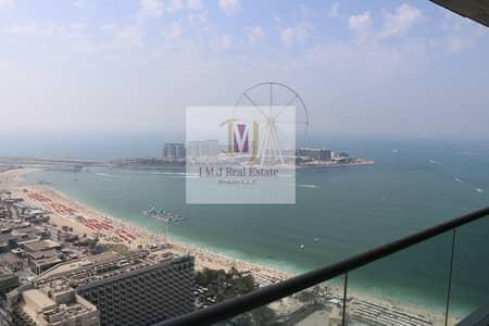 3 Bedroom Flat for Sale in Jumeirah Beach Residence (JBR), Dubai -  Sea Marina View