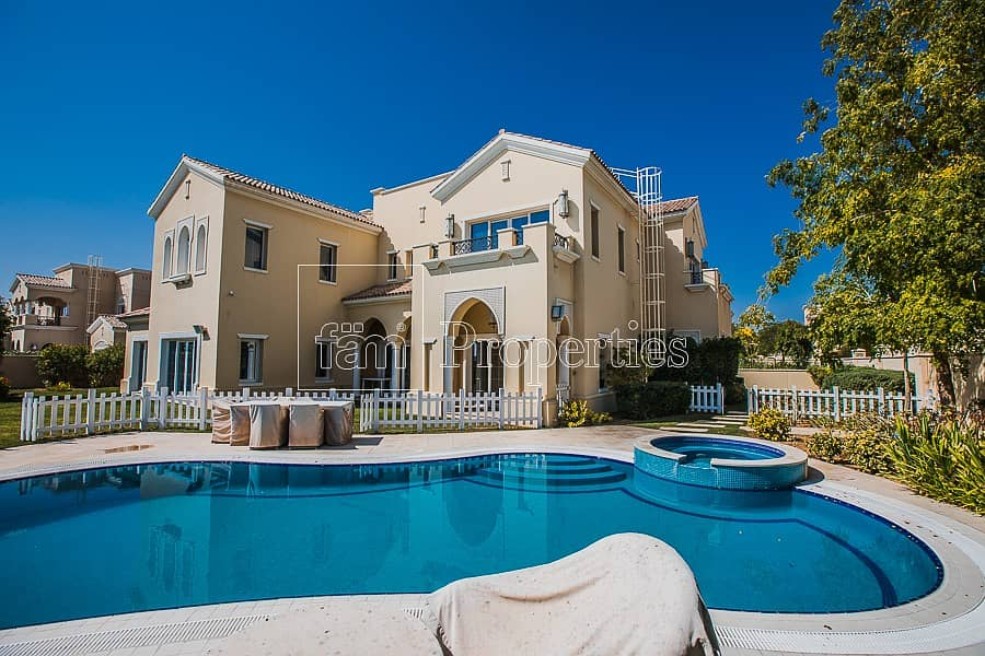 6 BR | Polo Home | Private Pool | Large Plot