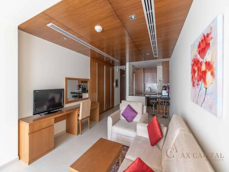 Studio Apartment I Fully Furnished I Hot Offer