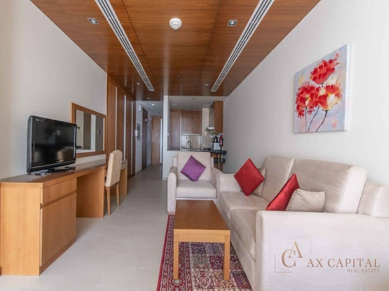 2 Studio Apartment I Fully Furnished I Hot Offer