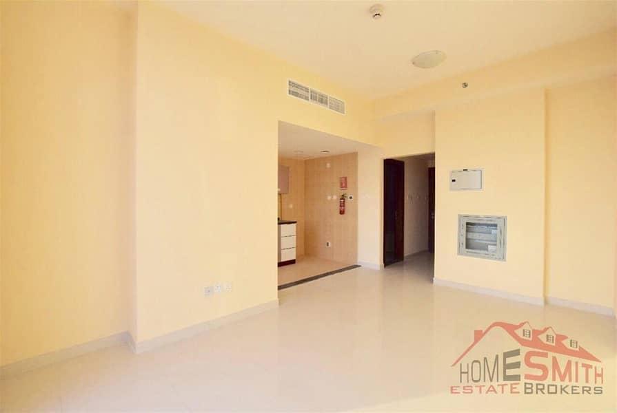 2 Studio | Balcony | Available Now | Al Manara JVT