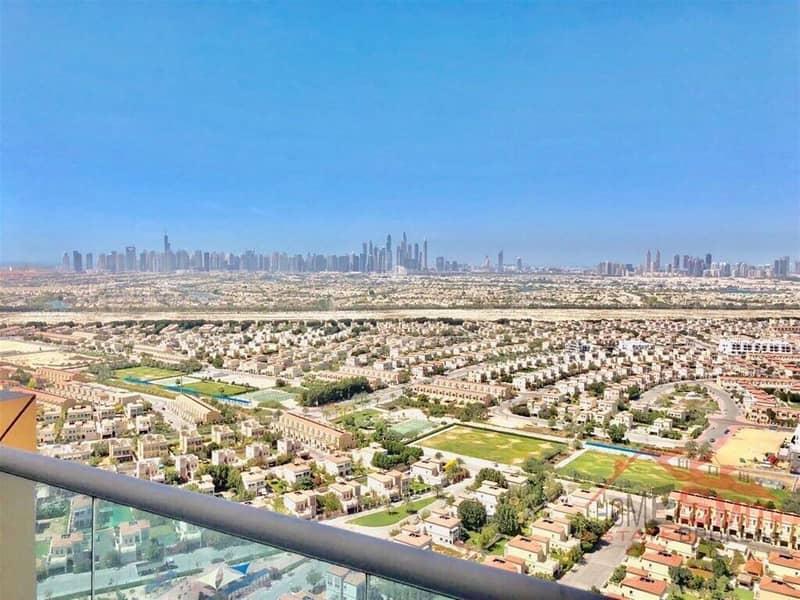 10 Studio | Balcony | Available Now | Al Manara JVT