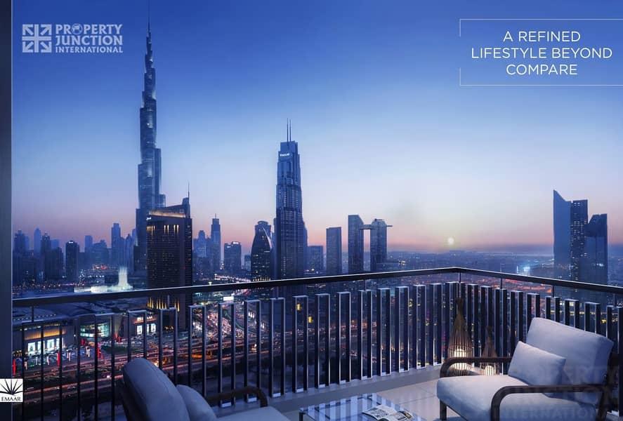 2 2 BR | Post Handover Payment | Burj View.