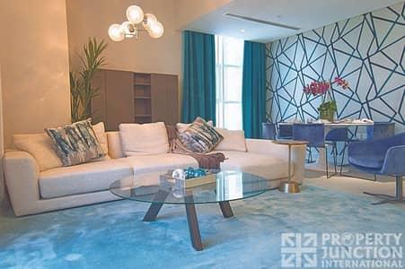 فلیٹ 2 غرفة نوم للبيع في دبي مارينا، دبي - The only Ready apartments in Dubai Marina Only 20 % DP