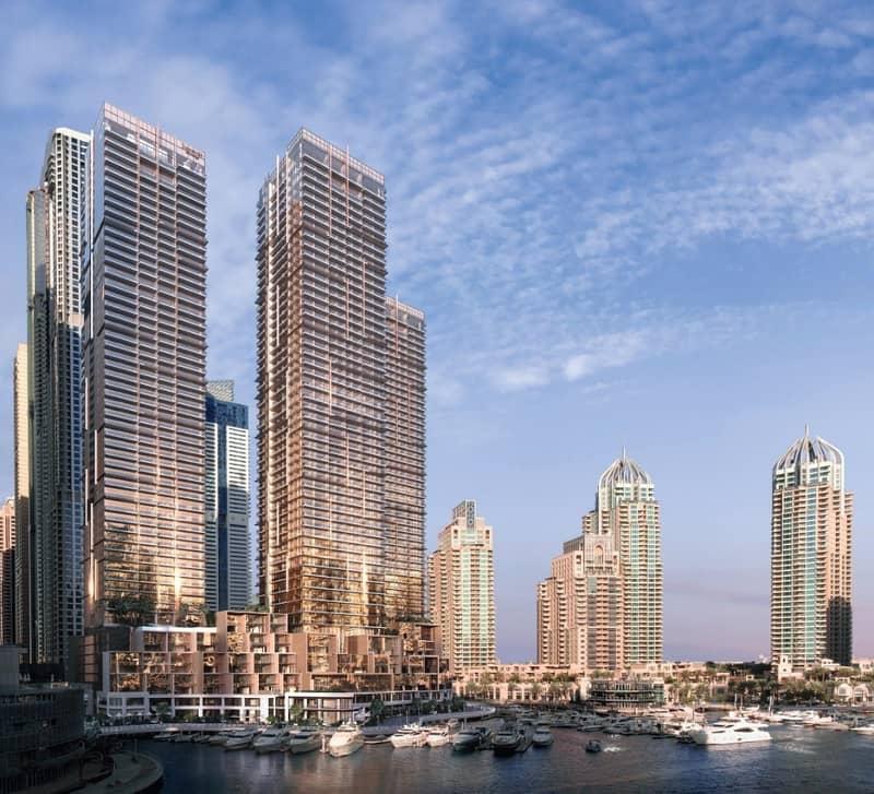 10 4 Yrs Post Payment Plan in Dubai Marina.