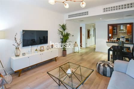 2 Bedroom Flat for Rent in Old Town, Dubai - Brilliant Upgrades   Walk-in Shower   Study